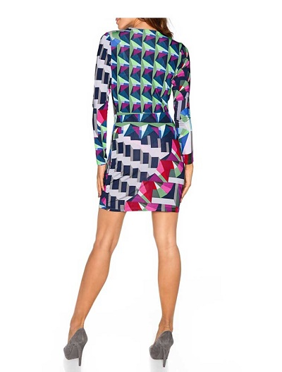 Extravagantné šaty HEINE - Šaty 476c35784f5