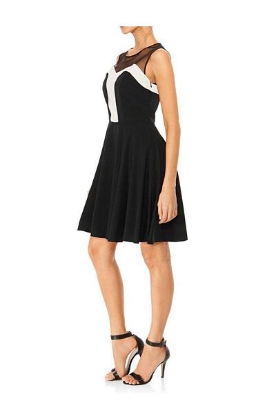 0883786301e5 Dámske kokteilové šaty Ashley Brooke - Šaty