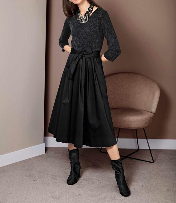 Kombinované šaty Rick Cardona 78751201cc5