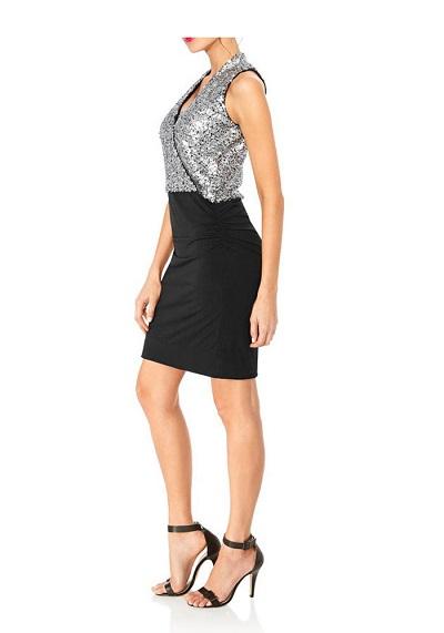 Dámske spoločenké šaty Carry Allen - Kokteilové šaty f8db90274c3