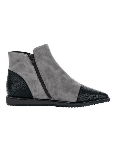 89a014267050 Extravagantné kožené topánky HEINE - Violettemoda.sk