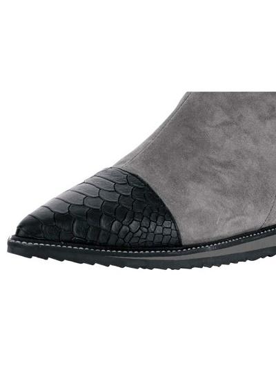 8336c5bde3 Extravagantné kožené topánky HEINE - Violettemoda.sk