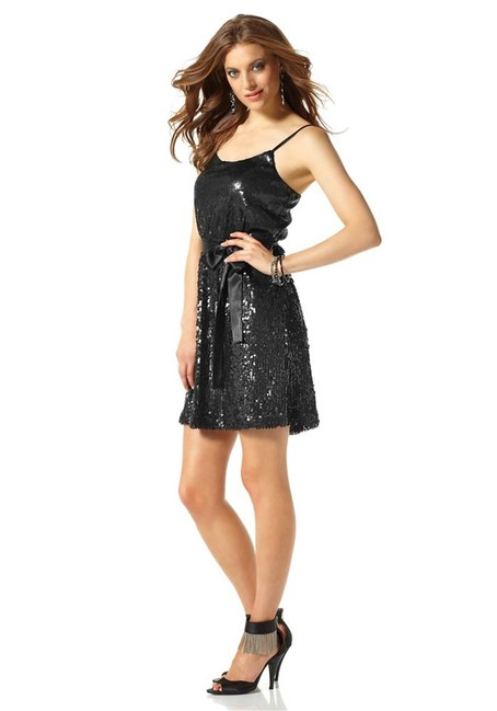 Krátke trblietavé šaty Laura Scott evening - Violettemoda.sk 77ba3cdd899