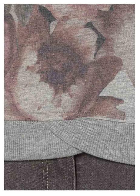 Kvetovaná mikina Aniston f1dfdd7fca6
