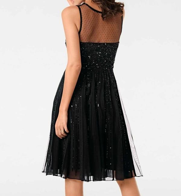 5628dadf47a2 Koktejlové šaty s flitrami Ashley Brooke