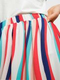 Farebná pruhovaná sukňa, Rick Cardona