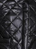 Prešívaná bunda Rick Cardona, čierna