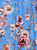 Sukňa plná kvetov