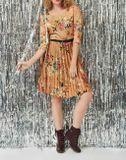 Rick Cardona šaty s potlačou, viacfarebná