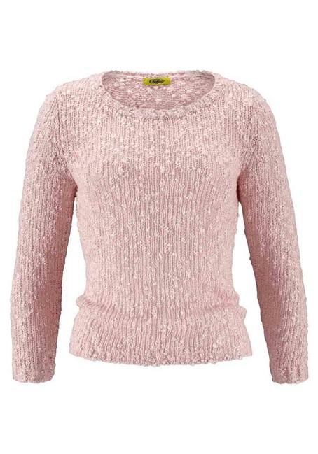 Dámsky ružový pulóver Buffalo