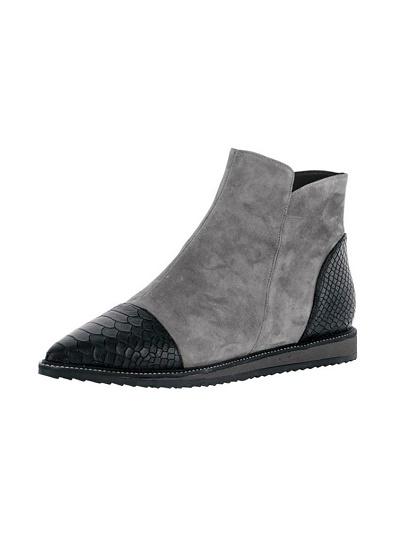 Extravagantné kožené topánky HEINE