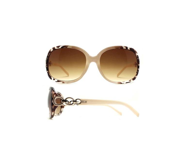 c3af4ed27 KW Slnečné okuliare Barbados vzorované - Slonovina - Violettemoda.sk