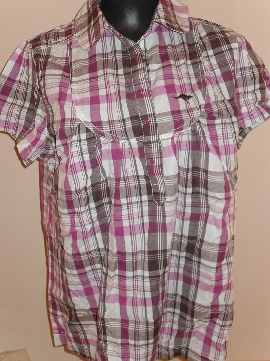2b65ce05bdcb Dámska košeľa Kangaroos - károvaná - 44