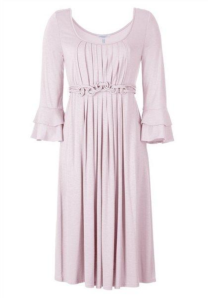 Dámske šaty APART - púdrová - 42