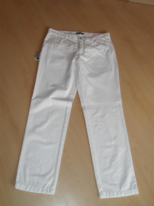 Dámske nohavice - Heine - biela - 52/54