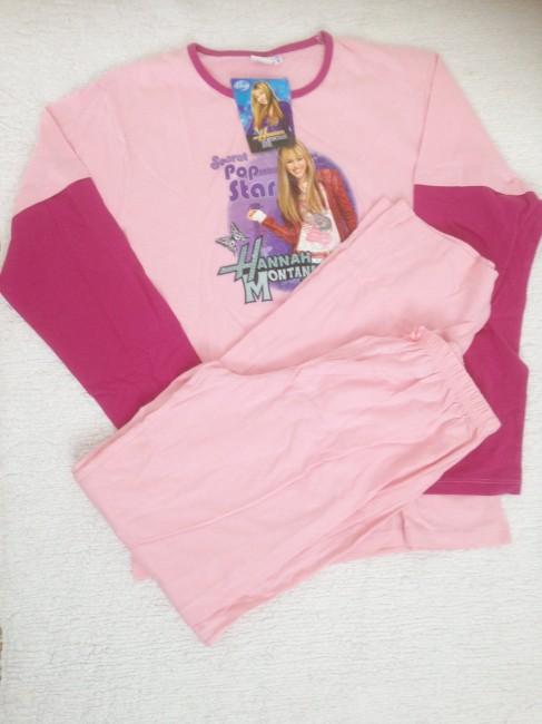 Detské pyžamo Hannah Montana - ružová - 176