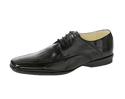 Pánske topánky HEINE - čierna - 40