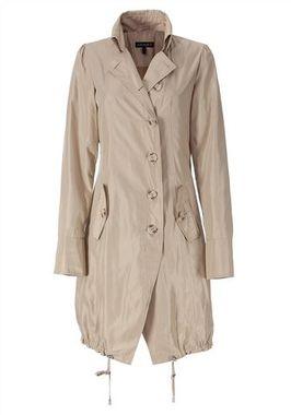 Béžový plášť APART
