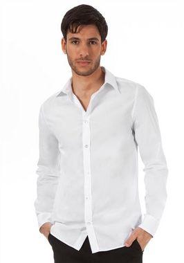 Pánska biela košeľa