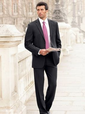 Pánska ružová kravata