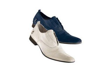 Pánske štýlové topánky