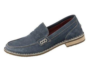 Pánske semišové topánky Bruno Banani