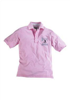 Pánske ružové tričko
