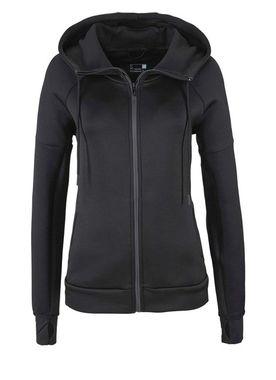 Adidas dámska športová acket, čierna
