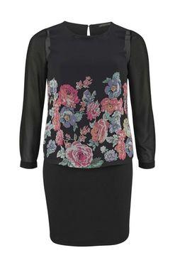 APART kvetinové šaty