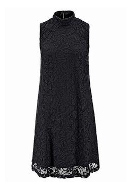 Čierne čipkované šaty Vivance Collection