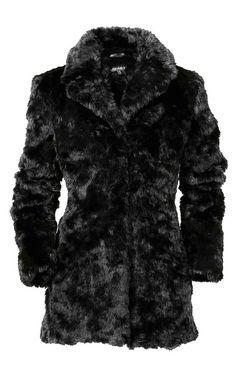 Dámska kožušinová bunda APART