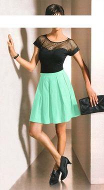 Dámska áčková sukňa Mandarin