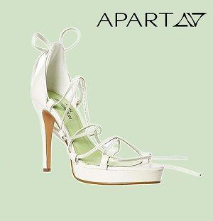 Dámske sandále so šnurovaním APART