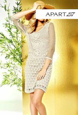 Háčkované šaty APART