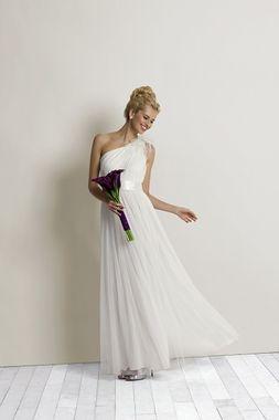 Dlhé svadobné šaty APART