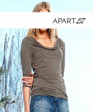 Tričko s korálkami APART