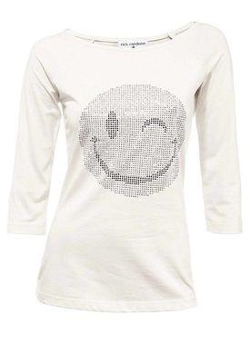 Dámske tričko s trblietavým motívom Rick Cardona