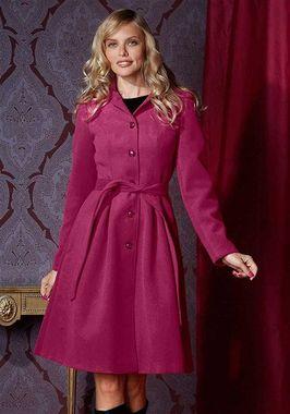 Dámsky elegantný kabát