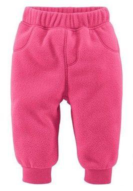 Detské flísové nohavice Klitzeklein