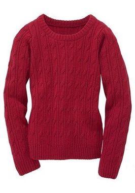 Detský červený pulóver CFL