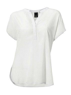 Dierované biele tričko HEINE - B.C.