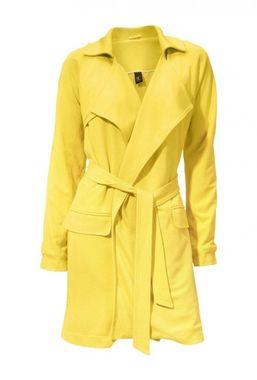 Džersejový žltý plášť HEINE - B.C.