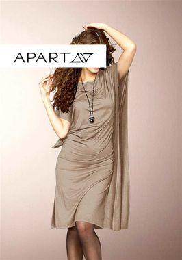 Elegantné asymetrické šaty APART