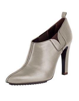Elegantné kožené topánky Patrizia Dini