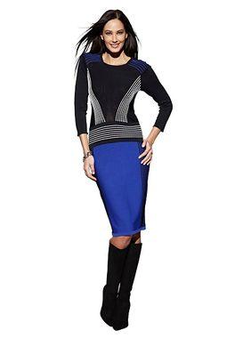 Elegantné šaty s dlhým rukávom APART