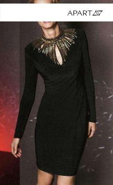 Elegantné šaty s flitrami APART