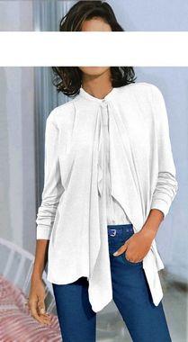 Elegantný sveter s blúzkou HEINE