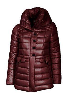 Exkluzívna bordová bunda s kapucňou HEINE - B.C.