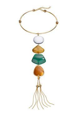 Extravagantný náhrdelník Heine