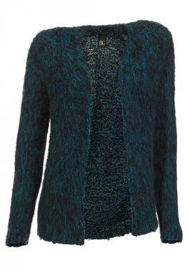 Extravagantný petrolejový sveter HEINE - B.C.
